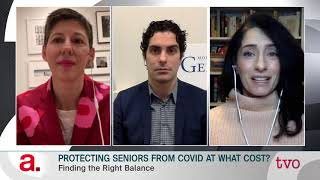 Long-term care during COVID's second wave