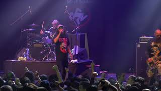 D.R.I - Problem Addict, Snap  ( Teatro Caupolican Chile - 2018)