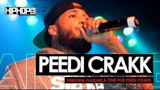 "Beanie Sigel Brings Out Peedi Crakk To Perform ""Flatline"" & ""One For Peedi Crakk"" (6/6/15)"