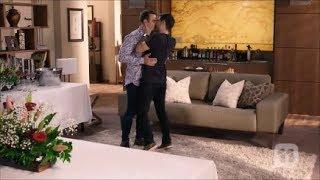 David And Aaron Kiss Scene 2 Ep 7918