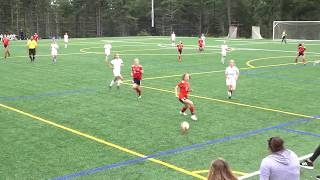 NEFC 2006 North Elite Girls vs GPS MA South Coast 2006  Elite Girls 9/9/18