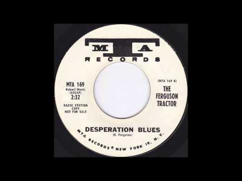 The Ferguson Tractor - Desperation Blues (1969) Mp3