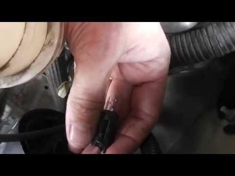 Citroen c8 sidelight bulb replacement