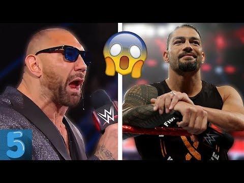 5 Most Shocking WWE RETURNS Of 2019 So Far...
