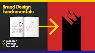 How To Design A Brand Identity: The 2 Fundamentals To Design Any Brand