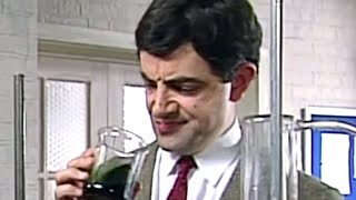 Eureka Mr Bean  Funny Episodes  Mr Bean Official
