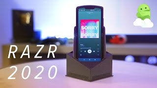 Motorola Razr Initial Review: First 48 hours with Moto's foldable flagship!