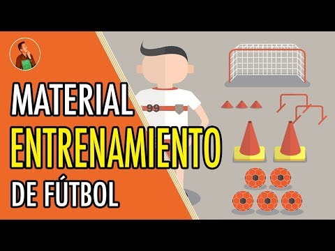 MATERIALES para ENTRENADORES de fútbol (según tu presupuesto)