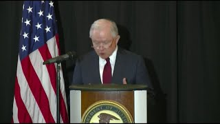 """US - Sessions quotes Bible verse """"Romans 13"""", used by defenders of slavery in the past"""