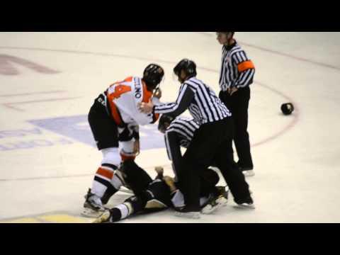 Nicholas Tuzzolino vs. Ryan Flanigan