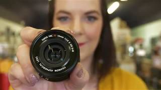 Fujifilm XF 16mm f2.8 Review