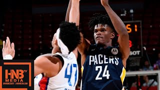LA Clippers vs Indiana Pacers Full Game Highlights   July 12   2019 NBA Summer League