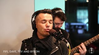 Fifi, Dave, Fev & Byron | Anthony Callea & Band Performs 'End of the Road'