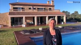 Video Rural Villa on Mallorca La Tierra
