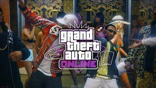 "GTA Online: Casino Trailer (Fan Made) | ""Bruno Mars   24K Magic"" Parody"