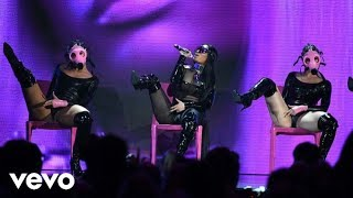 Nicki Minaj - No Frauds, Light My Body Up, Swalla, Regret In Your Tears (Billboard Music Award 2017)