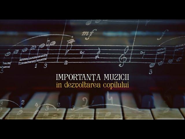 Pui de cerb – film documentar despre importanța muzicii în dezvoltarea copilului