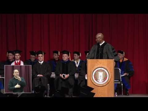 University of Arkansas College of Engineering May 2016 Commencement Ceremony