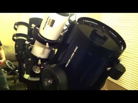 MEADE LX90 EMC Schmidt-Cassegrain Quick Review…