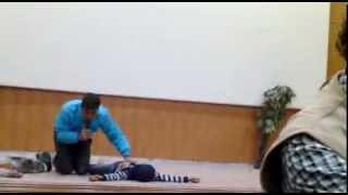 preview picture of video 'مسرحيات المخرج النجم المسرحي ابو زهرة (جرابلس)'