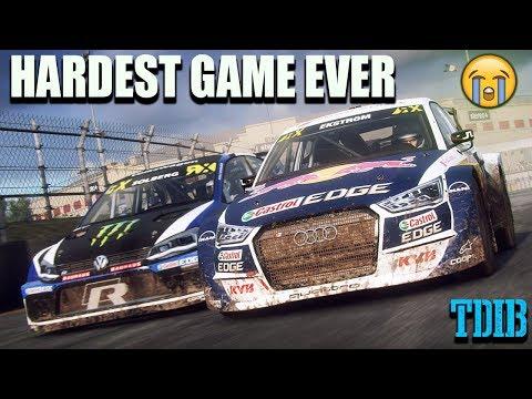 Is Dirt Rally 2.0 the Hardest Simulator Around?