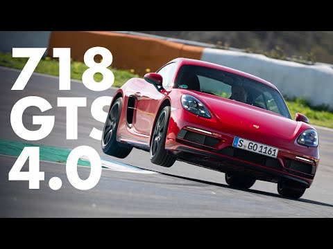 Porsche 718 Cayman GTS: Hot Lap & 4.0L NOISE | Carfection +