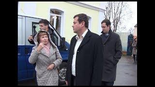 """Лед тронулся! Глава округа Егорьевск прехал в """"Ной"""". Первые плоды сотрудничества!"""