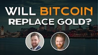 """Bitcoin is a football or a piece of art... "" | Piers Ridyard Interview Part 1"