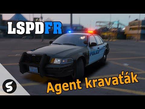 GTA V : LSPDFR - #22 Agent kravaťák