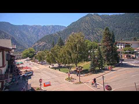 Leavenworth Washington Live Webcam