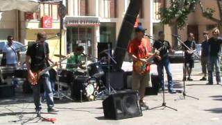 The Punk Project - Leave me alone live au beausset