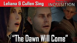 "Dragon Age Inquisition: ""The Dawn Will Come"" with Lyrics"