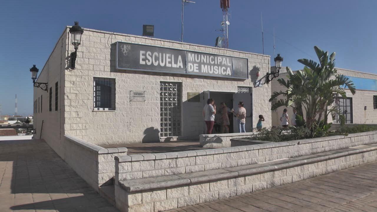 INICIO DEL CURSO 2019-2020 DE LA ESCUELA MUNICIPAL DE MÚSICA, DANZA Y TEATRO