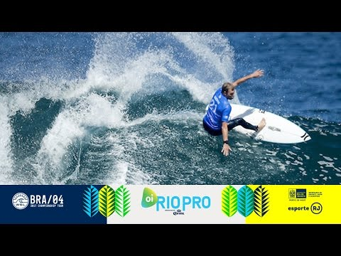 Matt Wilkinson vs. Adrian Buchan vs. Ian Gouveia - Round One, Heat 8 - Oi Rio Pro 2017
