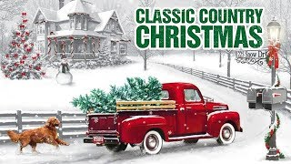 Classic Country Christmas Music Carol Songs – Merry Country Christmas Songs – Christmas Music 2018