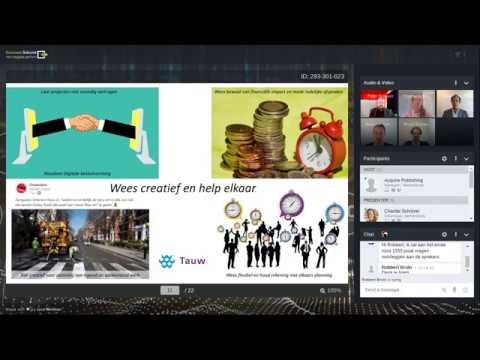 Video: Webinar 'Speelruimte in Bouwprojecten'