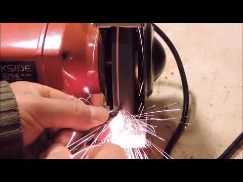 Affûtage de foret pour le perçage de l'acier. Comment affûter un foret pour percer un acier.