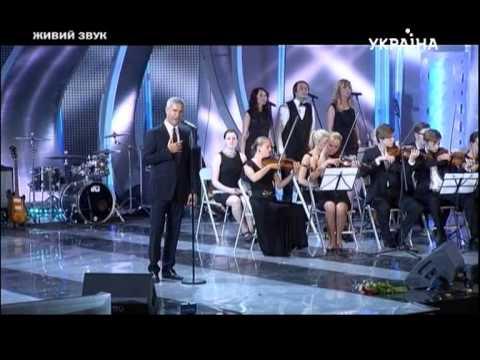 Концерт Алессандро Сафина в Полтаве - 9