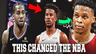 Jimmy Butler CHANGED THE ENTIRE NBA By Ghosting 1 Team  in Free Agency