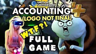 Accounting Plus PSVR Gameplay (PS4 VR) Full Game Walkthrough
