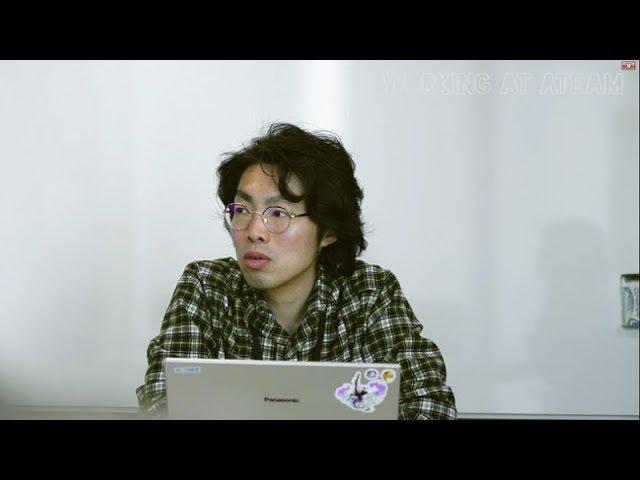 エイチーム|【採用】WORKING AT ATEAM「ゲームプランナー」篇