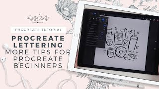 More Tips for Procreate Beginners | Holly Pixels