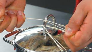 Tie The Lid & Wait 30 Minutes | Best Pot Cake Ever