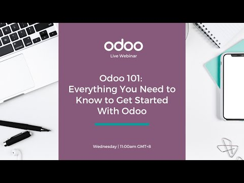 odoo 101: Everything You Need to Know to Get Started With odoo
