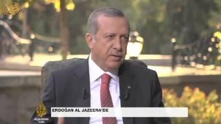 Интервью Эрдогана телеканалу Аль-Джазира. Часть 1