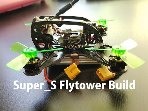 Super_S Flytower AIO build esc fc osd