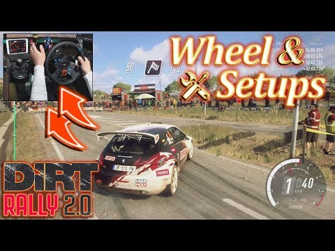 Assists/physics bug!! Important!! :: DiRT Rally 2 0 General Discussions