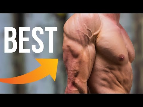 5 Tricep Exercises for Bigger Arms (NO GYM OR WEIGHTS)