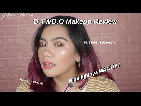 ONE BRAND TUTORIAL O.TWO.O Review & First Impression  | Jihan Putri