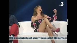 Melita Toniolo hot legs - Dreamarket - 07/05/16